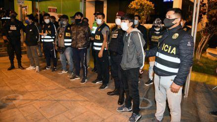 Gobierno: Uno de cada 33 peruanos ha sido intervenido en lo que va del año por incumplir restricciones