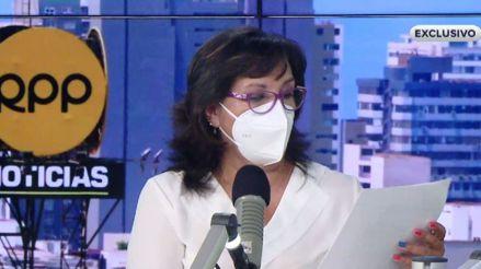Dina Boluarte: