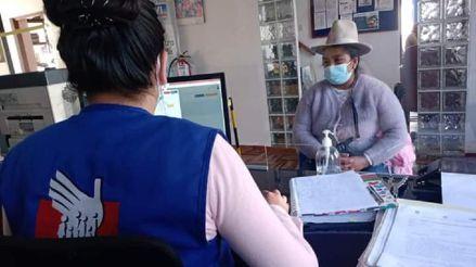 Defensoría pide que se sancione a policías que intervinieron de manera violenta a comerciante en Huaraz