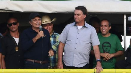 El 58 % de los brasileños considera a Bolsonaro incapaz de liderar Brasil