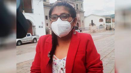 """Congresista electa por Perú Libre: """"La verdadera encuesta se ve en las calles"""""""