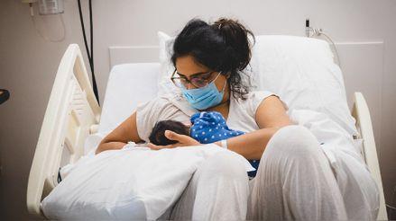 Bebés y contagio de la COVID-19: ¿Qué sabemos hasta ahora?