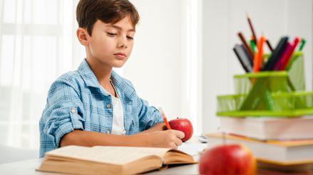 Alimentación y niños: Consejos nutricionales para nuestros hijos en edad escolar