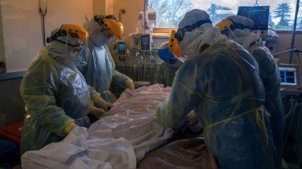 COVID-19: Autoridades solicitan apoyo para controlar emergencia sanitaria