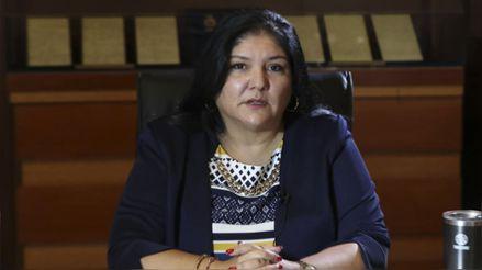 Presidenta del Consejo de Ministros y Ministra de Defensa condenan atentado en el Vraem: