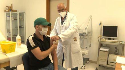 Italia suma 3 200 nuevos contagios de la COVID-19 y supera los 31 millones de vacunas administradas