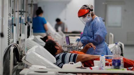 Argentina reporta un récord de 41 080 nuevos casos de la COVID-19