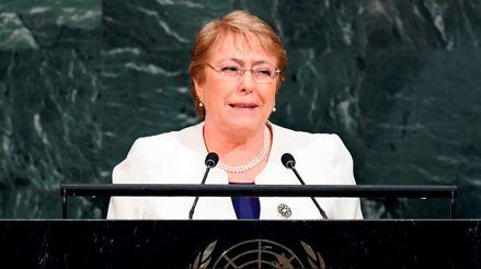 Bachelet pide una investigación