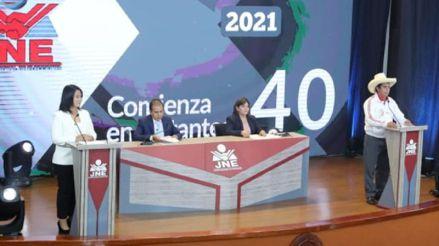 """Fernando Tincopa sobre el debate presidencial: """"Las expectativas se pueden haber visto algo frustradas"""""""