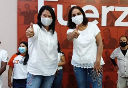 Patricia Juárez: El financiamiento de todas las propuestas presentadas por Keiko Fujimori