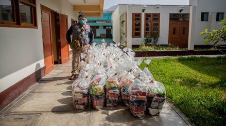 'Hombro a hombro': iniciativa empresarial ha entregado más de 6 200 toneladas de alimentos a la población más vulnerable durante la pandemia