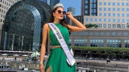Andrea Meza, la Miss Universo 2021, sobre las críticas que recibe: