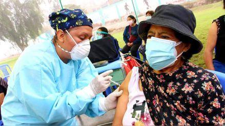 Este lunes 7 continúa la vacunación contra la COVID-19 en Lima Metropolitana y Callao