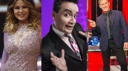 """""""El artista del año"""", """"JB en ATV"""" o """"Yo Soy"""": ¿Qué programa lideró el ráting del sábado 5 de junio?"""