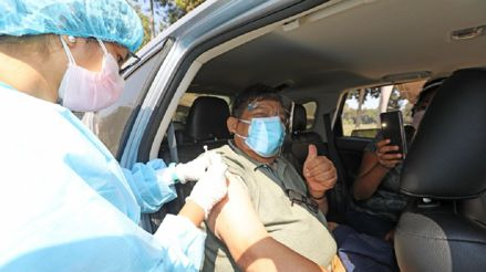 Dos vacunacar funcionarán a partir de mañana en playas de la Costa Verde de Chorrillos y Magdalena