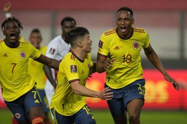 Perú cayó 3-0 ante Colombia en partido por las Eliminatorias Qatar 2022: revive el minuto a minuto