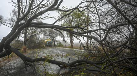Una tormenta causó 27 muertes por rayos en el este de la India