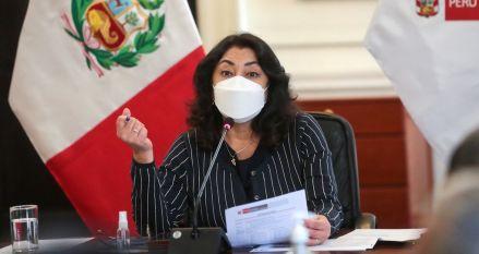 EN VIVO | Minuto a minuto de la conferencia de prensa de Violeta Bermúdez en la que informa sobre los acuerdos del Consejo de Ministros frente a la pandemia | Coronavirus