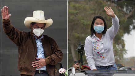 EN VIVO | Así va el conteo de votos efectuado por la ONPE: minuto a minuto  | Segunda vuelta | Pedro Castillo | Keiko Fujimori | Elecciones 2021