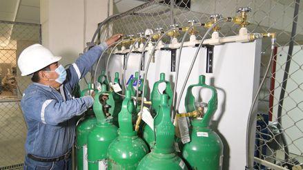 COVID-19: ¿En qué estado se encuentra el abastecimiento de oxígeno en el país?