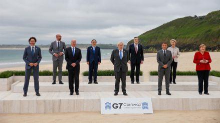 Vacunas, clima, diplomacia: los principales anuncios del G7