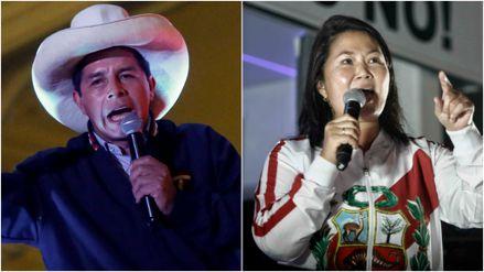 EN VIVO | Así va el conteo de votos de la ONPE y la resolución de actas por el JNE: minuto a minuto  | Segunda vuelta | Pedro Castillo | Keiko Fujimori | Elecciones 2021