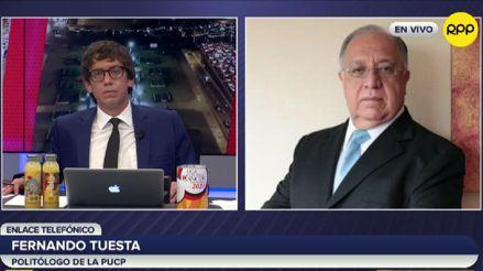 Fernando Tuesta: