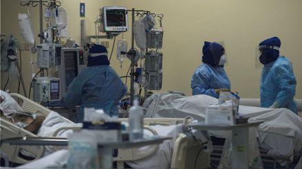 Los contagios globales de la COVID-19 bajaron un 12 % en la última semana, según la OMS
