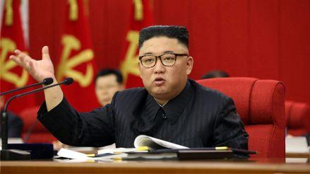 """Kim Jong-un reconoció que la situación alimentaria en Corea del Norte es """"tensa"""""""