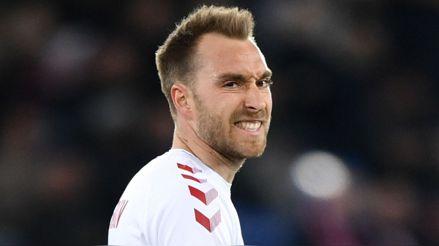 Christian Eriksen necesitará que se le implante un desfibrilador cardíaco, informó la Federación Danesa de Fútbol