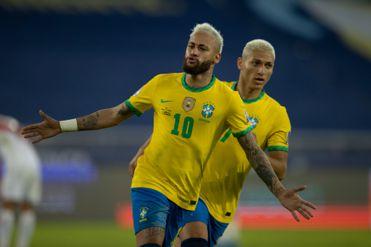 EN DIRECTO, Brasil vs Perú: EN VIVO MINUTO A MINUTO Copa América 2021| Horario y dónde ver el partido por TV desde el estadio Nilton Santos
