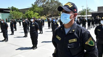 """Jefe de la Región Policial Lima destaca eficacia de la vacunación: """"No hay contagiados en estos momentos"""" [VIDEO]"""