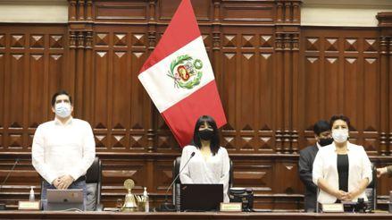 Presidenta del Congreso programó para el 30 de junio debate de moción de censura a Mesa Directiva
