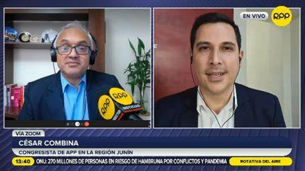 César Combina: