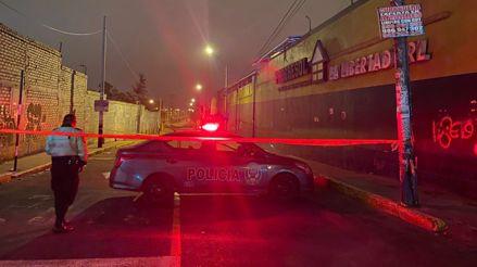 Comas: mototaxista fue asesinado a balazos en presunto ajuste de cuentas