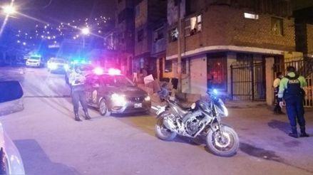 SJM: intervienen a más de 50 personas en una fiesta clandestina realizada pese a restricciones