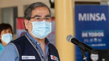 Coronavirus en Perú | Ministro Óscar Ugarte informa sobre avances del proceso de vacunación contra la COVID-19