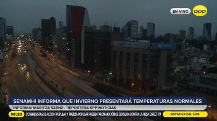 Este domingo 20 de junio inicia el invierno: Senamhi pronostica temperaturas dentro de lo normal [VIDEO]