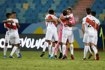 ¡Triunfo blanquirrojo! Perú venció 2-1 a Colombia por la Copa América