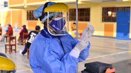 Coronavirus en Perú: Así se desarrolló la jornada de vacunación en las regiones