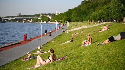 Rusia: Moscú se funde en una histórica ola de calor que no se registraba desde 1901
