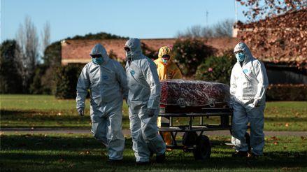Argentina registra nuevo récord diario con 792 muertes por la COVID-19