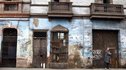 Sismo en Lima: las viejas casonas de Barrios Altos soportaron el fuerte remezón [VIDEO]