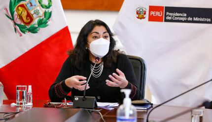 Ejecutivo informará sobre acuerdos del Consejo de Ministros y ofrecerá reporte por sismo