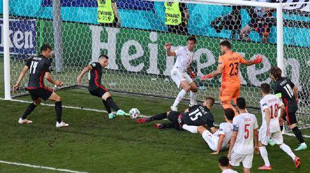 España ganó 5-3 a Croacia tras la prórroga y avanza a cuartos de final de  Eurocopa 2021   RPP Noticias