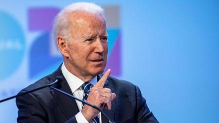 Joe Biden: EE.UU. está cerca de declarar su independencia de