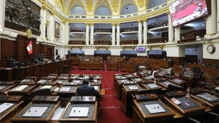 Junta de Portavoces del Congreso acordó seguir con la elección de miembros del Tribunal Constitucional