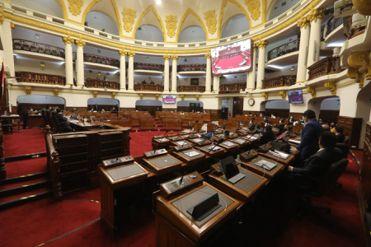 Pleno del Congreso reanuda sesión para elegir a los nuevos magistrados del Tribunal Constitucional