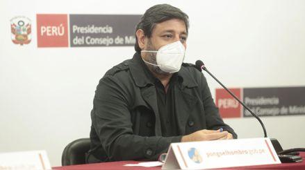 Ricardo Cuenca: Vacunación a maestros acelerará retorno a las aulas en zonas rurales