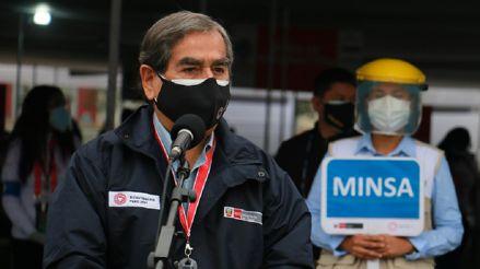 Minsa: Perú recibirá la mayor cantidad de vacunas contra la COVID-19 en el segundo semestre del año